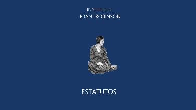Photo of Estatutos del Instituto Joan Robinson
